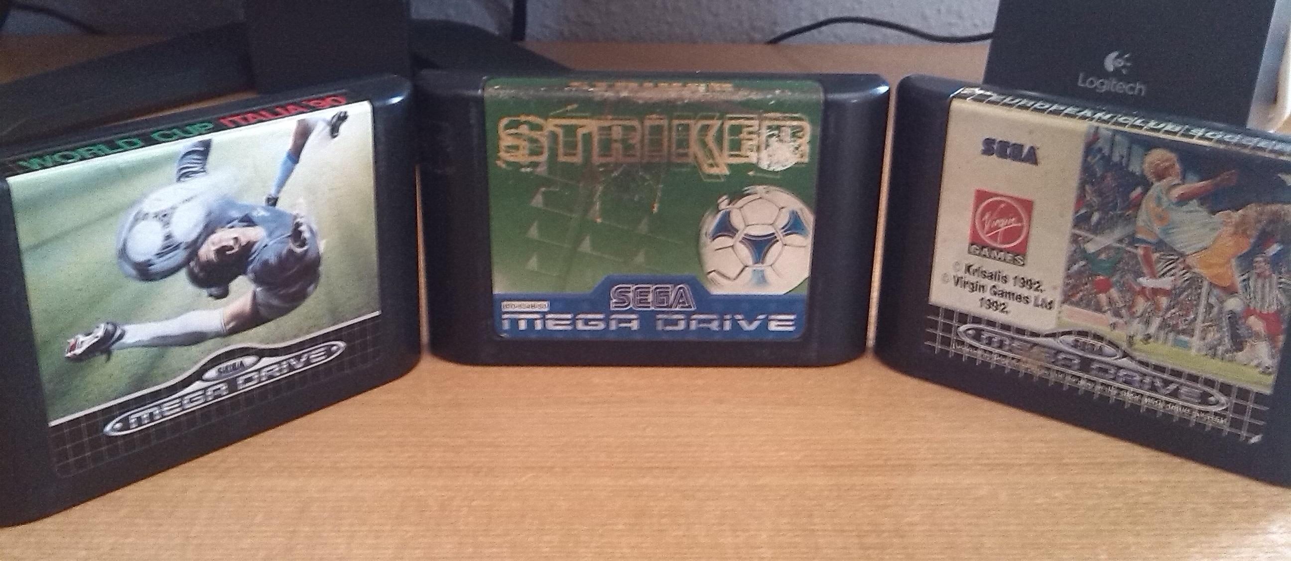 Vendo consola Sega Megadrive 2 + juegos Img_2013