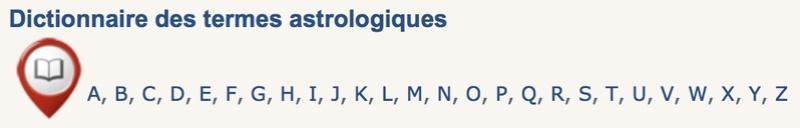 Rubrique dictionnaire des termes astrologiques Captur49