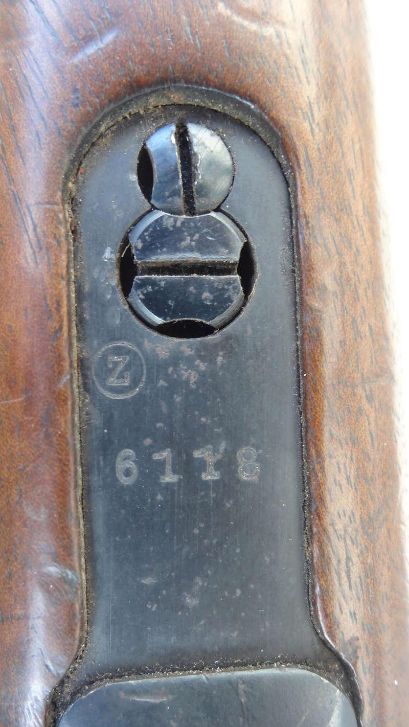 VZ24 utilisé par l'armée allemande  414