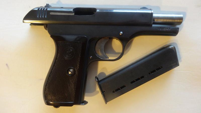 CZ27 contrat police allemande ww2 Dsc05412