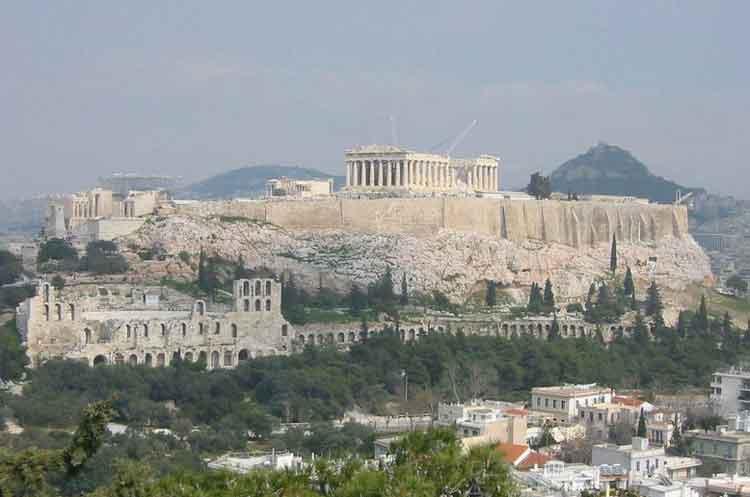 Religijska kulturna bastina kroz vekove Akropo10
