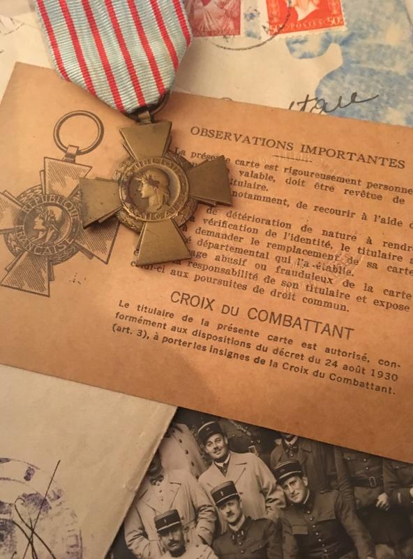 Demande estimation - resistant - chef armée secrète fusillé en 1944 R510