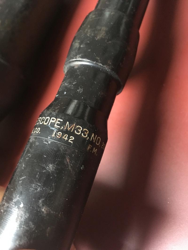 estimation Optiques char et mortier US Ww2 Tel310