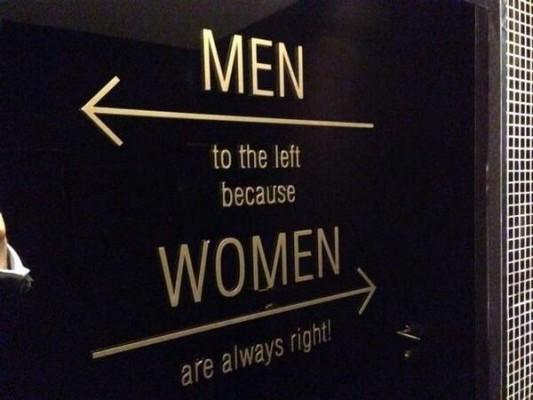 65те най-креативни обозначения за мъжка и женска тоалетна, уникално замислени! 14589011