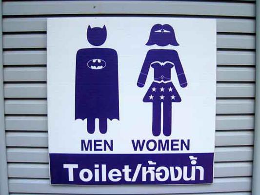 65те най-креативни обозначения за мъжка и женска тоалетна, уникално замислени! 14930215