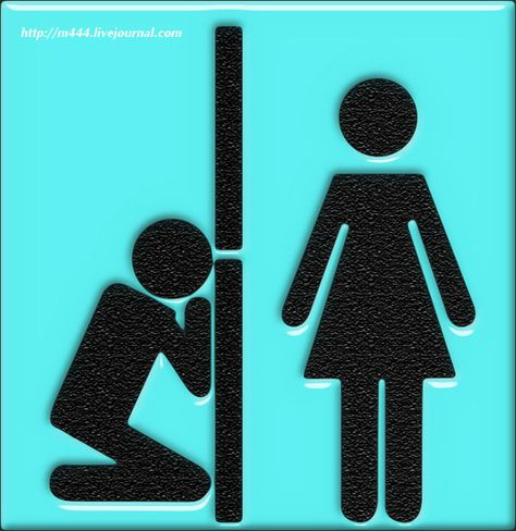 65те най-креативни обозначения за мъжка и женска тоалетна, уникално замислени! 2867a510