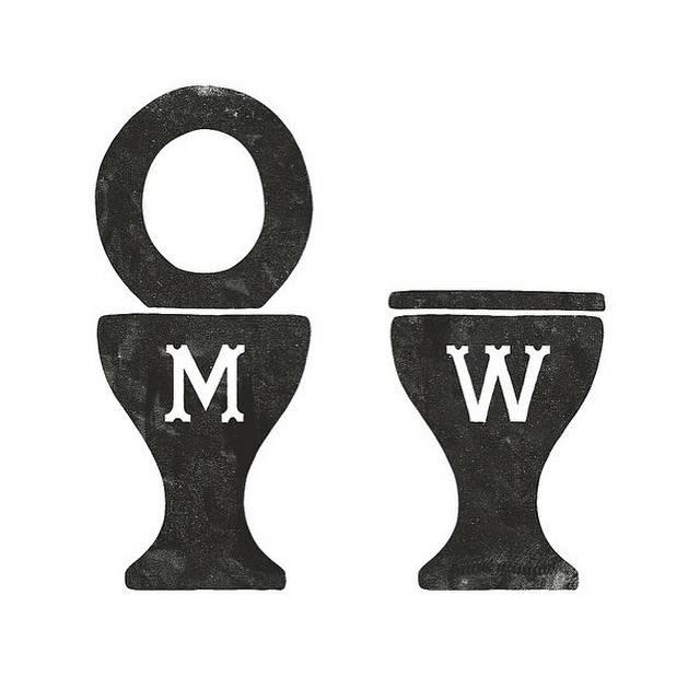 65те най-креативни обозначения за мъжка и женска тоалетна, уникално замислени! Adyton10