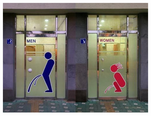 65те най-креативни обозначения за мъжка и женска тоалетна, уникално замислени! Banhei10