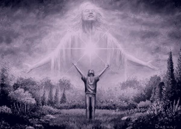 comment le mot ALLAH parle directement de l'harmonisation avec le moi supérieur, le contact avec l'ange gardien Untift10