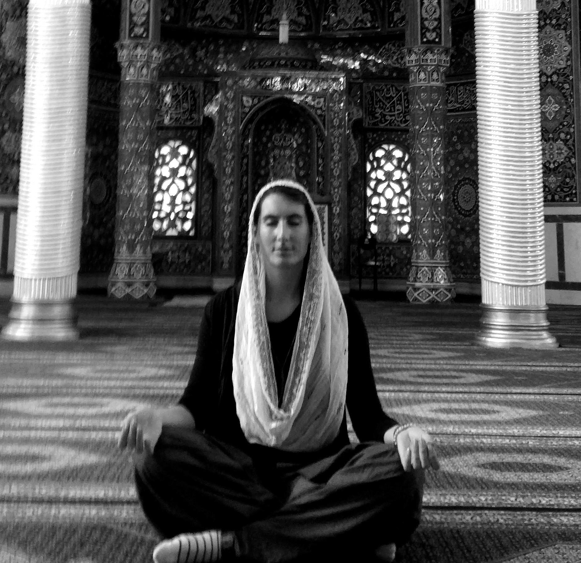 comment le mot ALLAH parle directement de l'harmonisation avec le moi supérieur, le contact avec l'ange gardien Untitl43