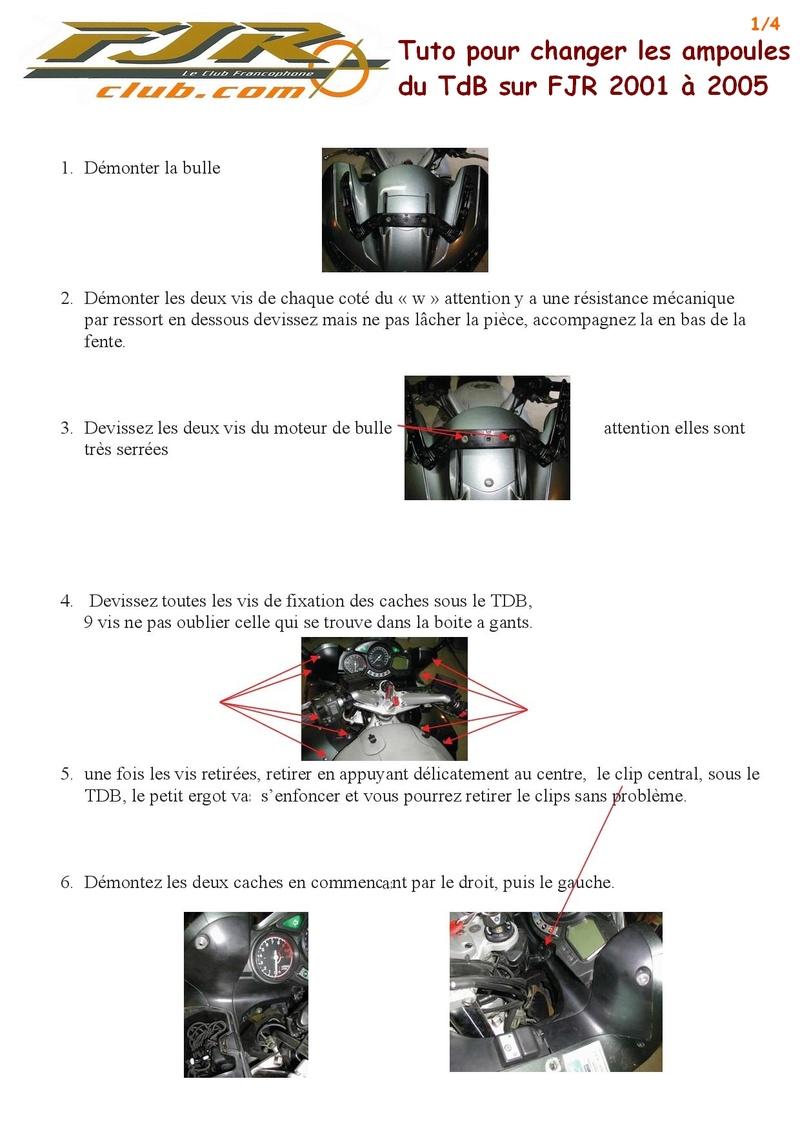 Tdb De 2001 Ampoules Changer Les Du Fjr Tuto 2005 pVqUzSMG