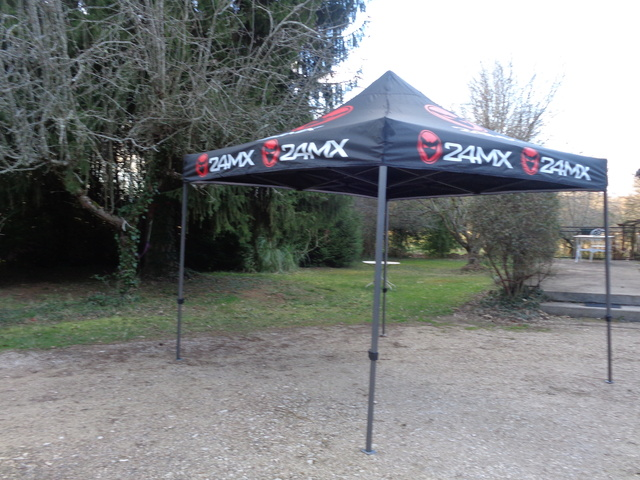 tente paddock/ barnum prix cassé 00410