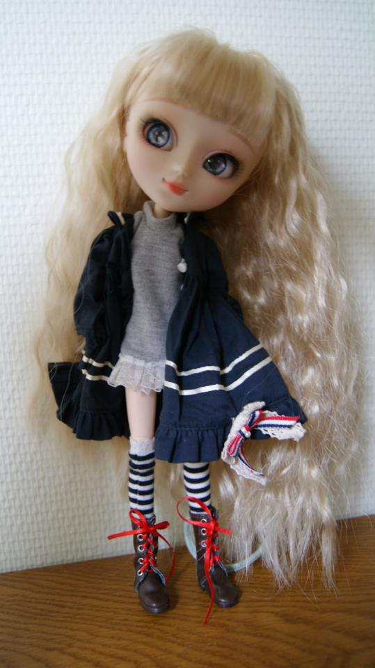 [VENTE URGENT] Pullip Alice du Jardin obitsu 100€ + BOX Emy10