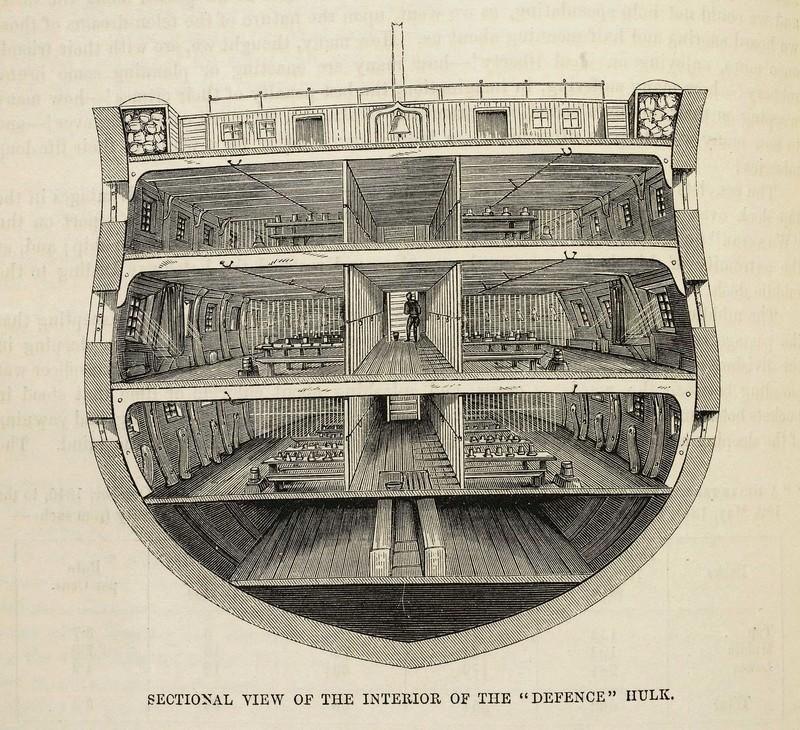 "Ponton-Prison ""INFAMY"", honte anglaise pendant le I° Empire [ HELLER 1/100° ]. - Page 2 1-6-co10"
