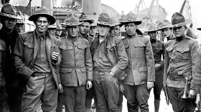 Lafayette nous voila ! 1917 1917-l10