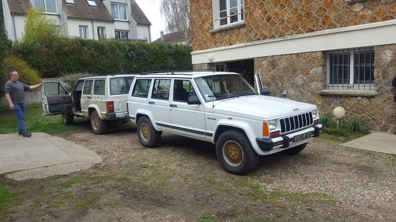 Toutes pièces pour XJ 4.0L Limited 1990   2_cher10