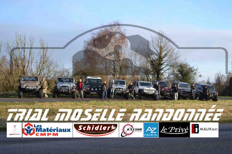 Trial Moselle Randonnée