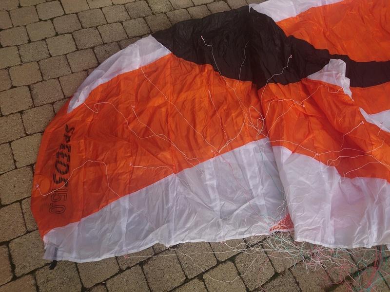 [VENDU] Flysurfer speed 5 15 - 1300€ Dsc_0811