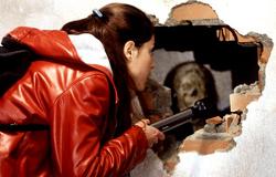 La mujer en la pared  09041410