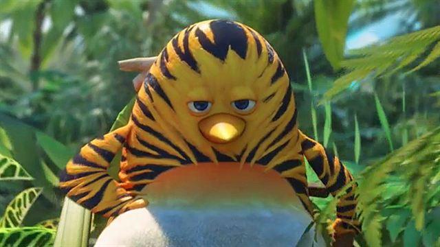 J'm le jaune et le tigré 08239510