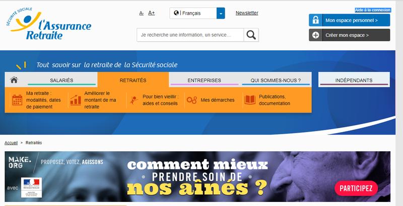 impots - CSG, CRDS, CASA, impôts français non applicables aux revenus imposés au Maroc Carsat11