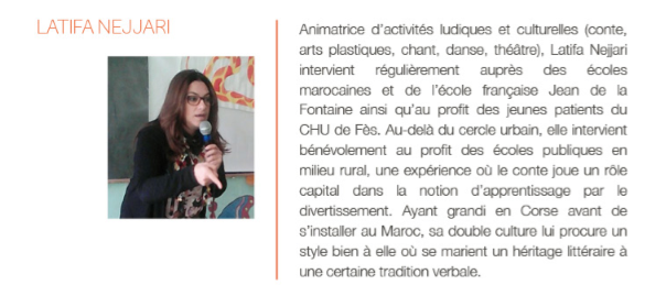 """10/05 - 8ème printemps du livre : """"la cigogne volubile"""" Institut français d'El Jadida Cigogn11"""