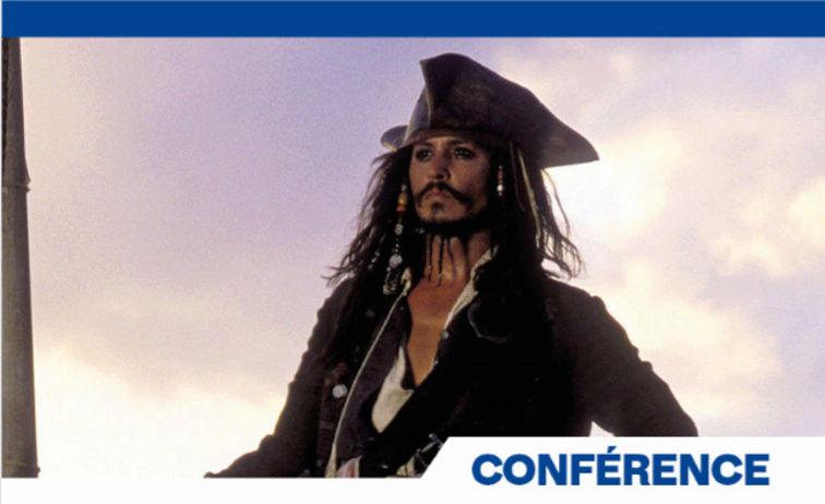 """05/05 - Dans le cadre du 6ème forum de la mer :  conférence de Roland Carrée  """"Les héros de la mer au cinéma""""  entre mythes et réalités  Eglise portugaise  15 heures Confyr11"""