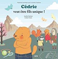 """02/05 - l'heure du conte :  """"Cédric veut être fils unique""""  Médiathèque Driss-Chraïbi  15 heures Cydric10"""