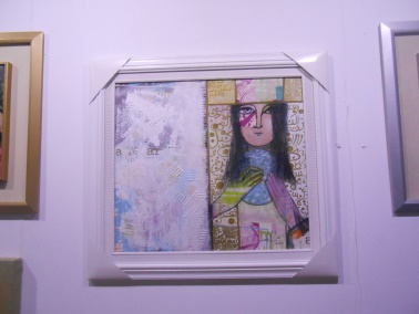 "Laïla IRAKI : un oeil vigilant... vernissage de l'exposition ""Regard perçant"" Dscn0913"