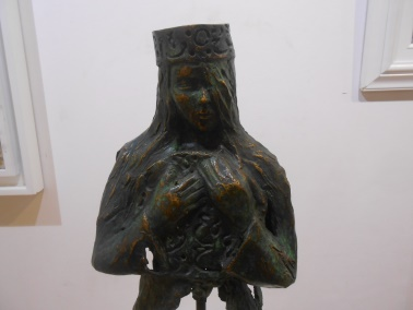"Laïla IRAKI : un oeil vigilant... vernissage de l'exposition ""Regard perçant"" Dscn0919"