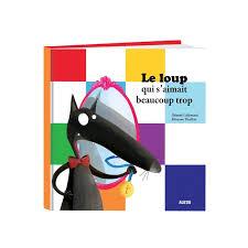 """21/02 - l'heure du conte :  """"Le loup qui s'aimait beaucoup trop""""  Médiathèque Driss-Chraïbi  15 heures Le_lou10"""