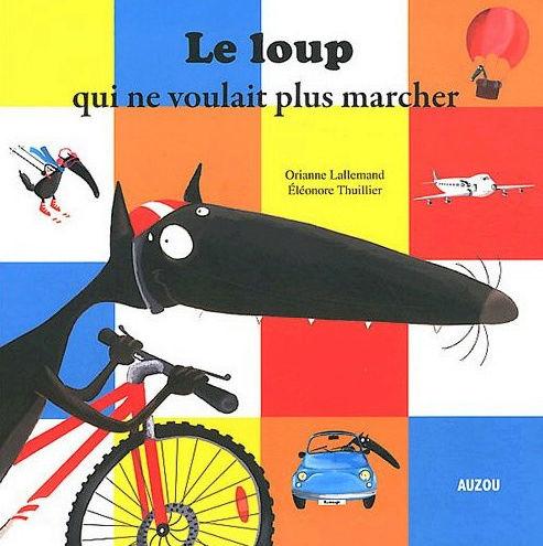 """21/03 - l'heure du conte : """"le loup qui ne voulait plus marcher"""" Médiathèque Driss-Chraïbi 15 heures Le_lou12"""