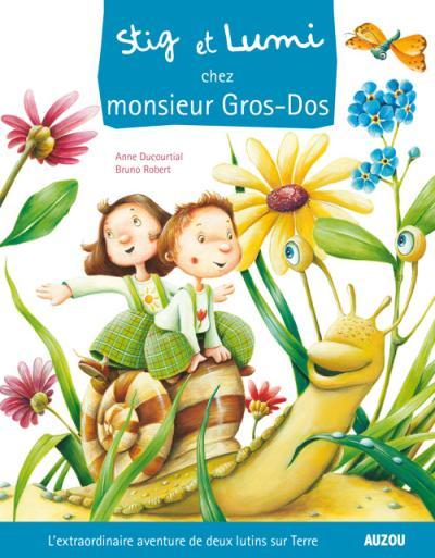 "18/04 - l'heure du conte   ""Stig et Lumi chez monsieur Gros-Dos""  Médiathèque Driss-Chraïbi  15 heures Stig-e10"