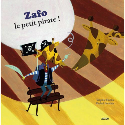 """07/02 - l'heure du conte :  """"Zafo, le petit pirate""""  Médiathèque Driss-Chraïbi  15 heures Zafo10"""