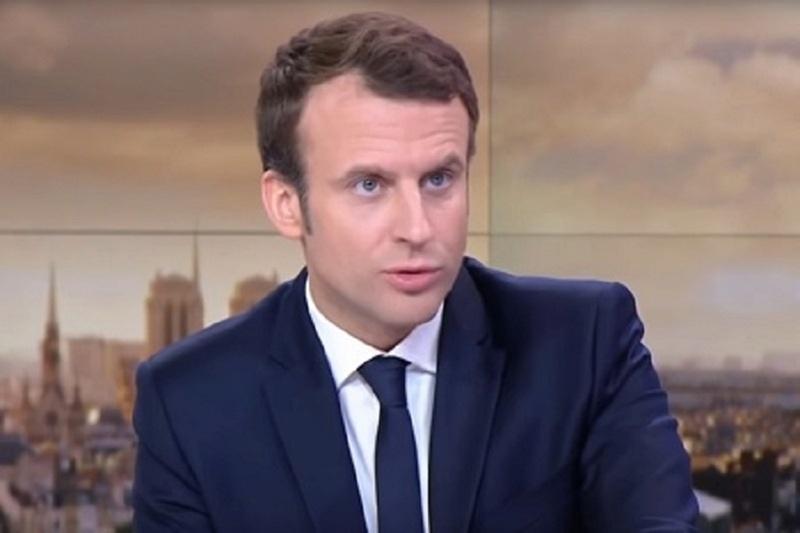 l'argent et le royaume de DIEU - Page 5 Macron10