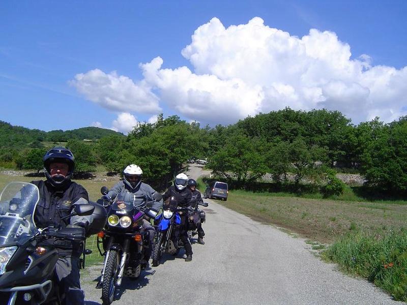 Rando moto gorges de la Méouge le 20 mai 2018 (dans le 04 et alentours) Dsc01111