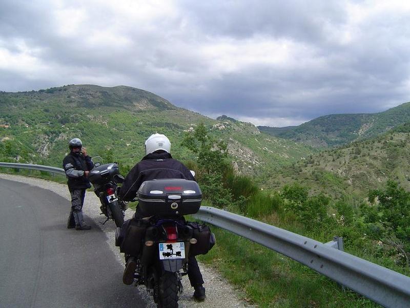Rando moto gorges de la Méouge le 20 mai 2018 (dans le 04 et alentours) Dsc01113