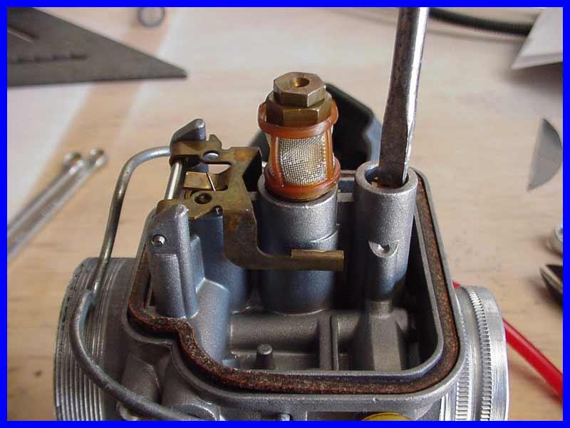 Filtre pour carbus Bing 54 Challe10