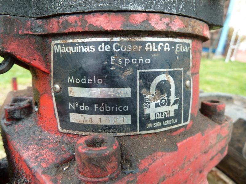 faucheuse Motostandard  Maquin10