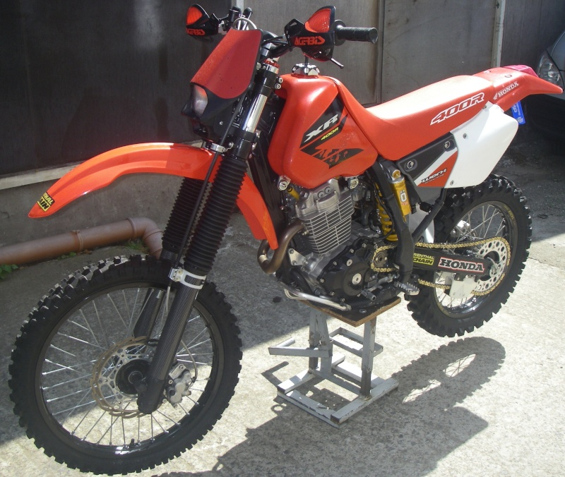 Honda 400 xr 1998 Imgp2410