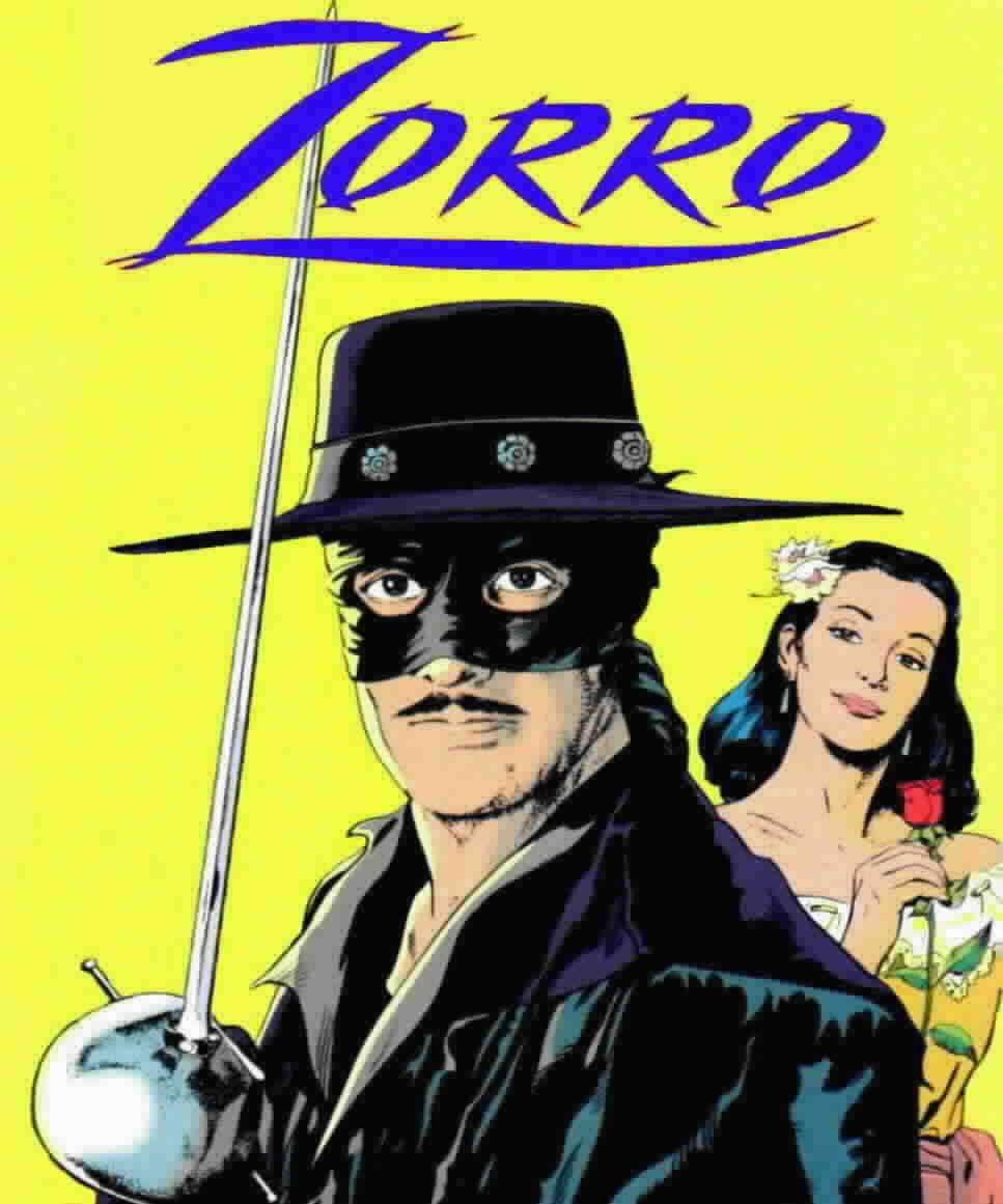 Le vrai visage de Zigomar Zorrol10