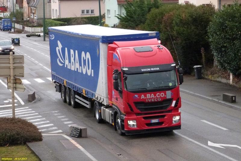 A.BA.CO Trasporti (San Guiseppe Vesuviano) (NA) (gruppo Ambrosio)  P1410057
