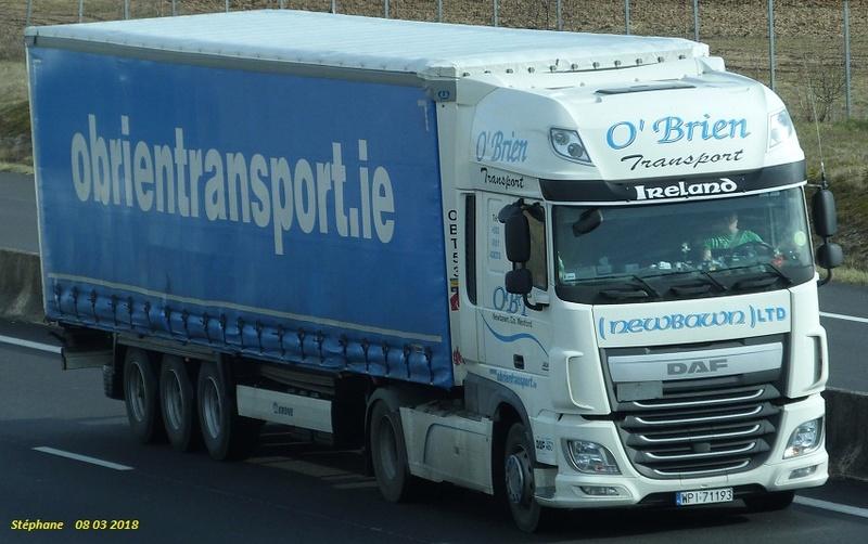 O'Brien Transport Ltd (Newbawn) P1410857