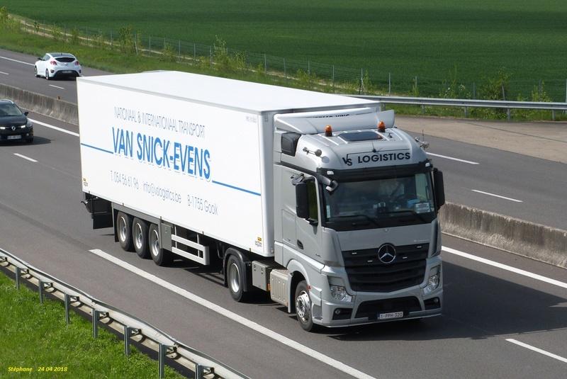 Van Snick-Evens  - VS Logistics  (Gooik) P1420678