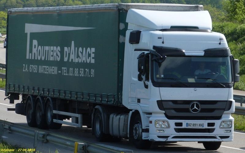 Transports Routiers d'Alsace (Matzenheim 67) - Page 2 P1420966