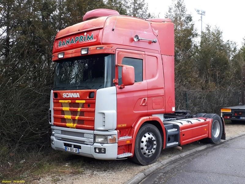 Les Camions des forains - Page 6 Smart118