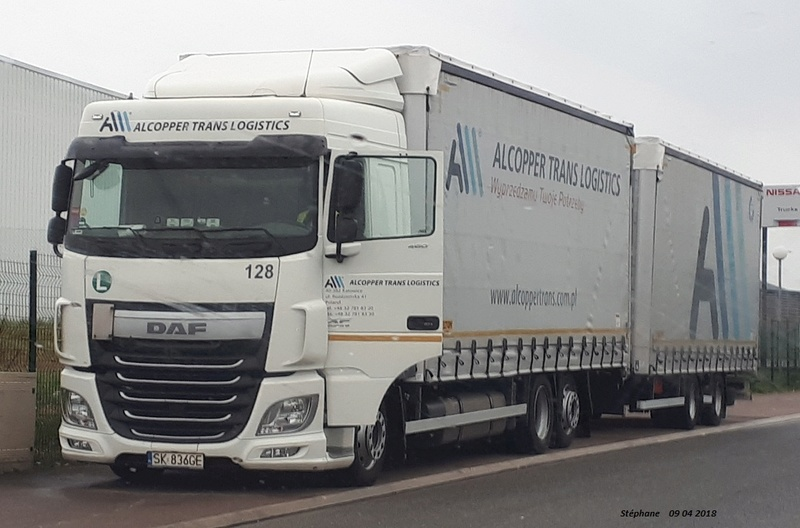 Alcopper Trans Logistics. (Katowice) Smart206
