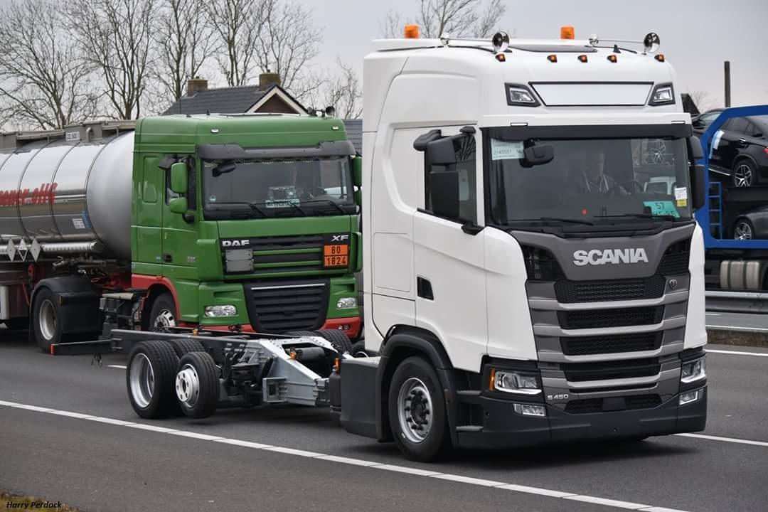 Scania R 2016 Smart327