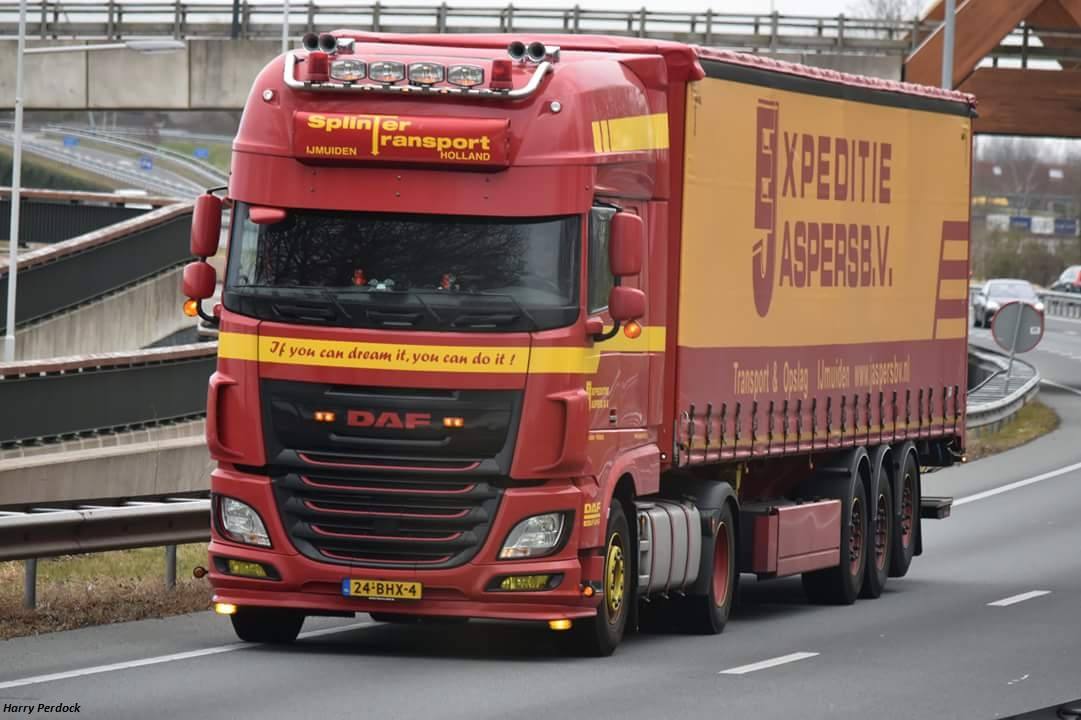 Splinter Transport (Ijmuiden) Smart349