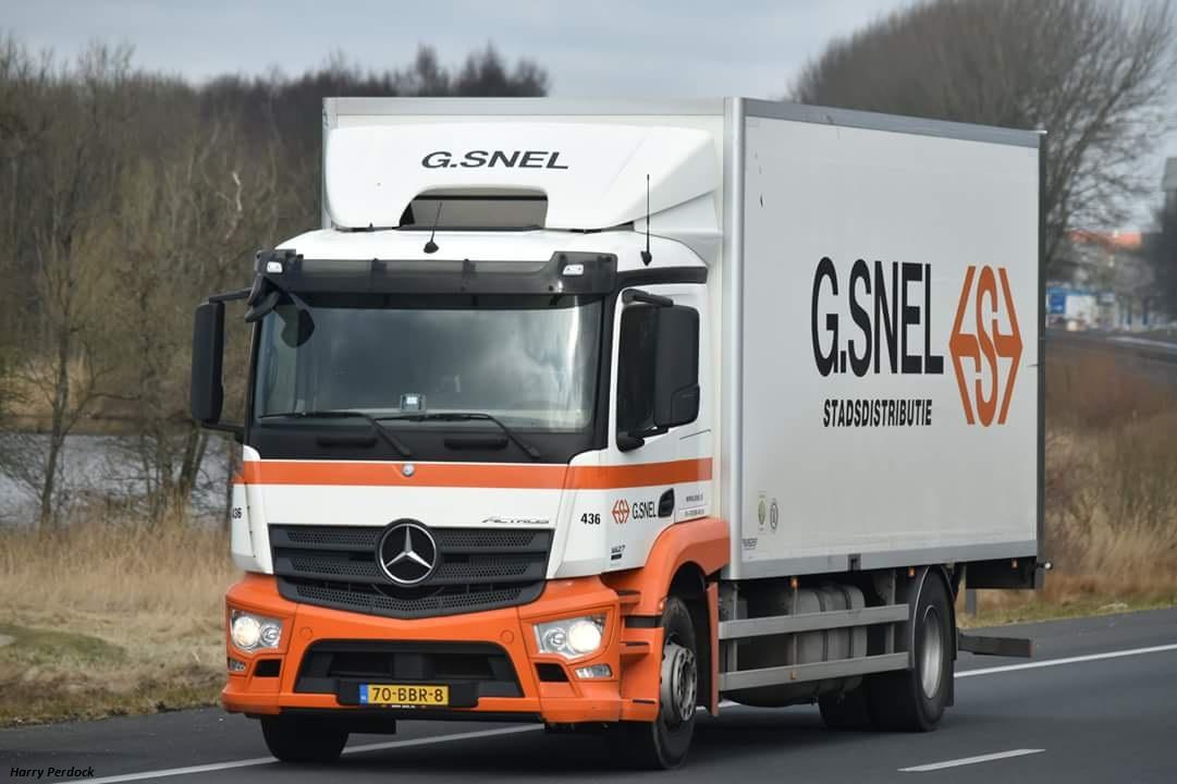 G Snel (Deinze + Ham , Belgique + Weert , Pays Bas) - Page 3 Smart356